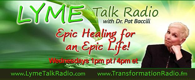 Lyme Talk Radio with Dr. Pat Baccili